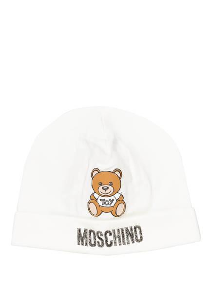 MOSCHINO Mütze, Farbe: WEISS (Bild 1)