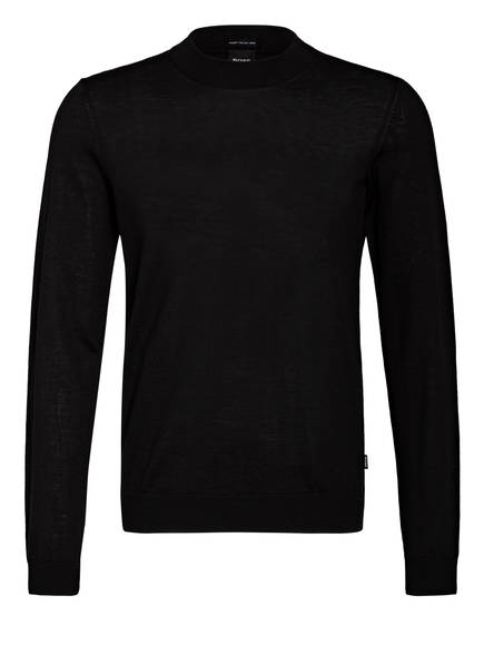 BOSS Pullover BJARNO , Farbe: SCHWARZ (Bild 1)