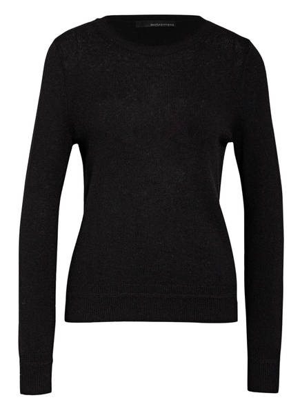 360CASHMERE Cashmere-Pullover LEILA, Farbe: SCHWARZ (Bild 1)