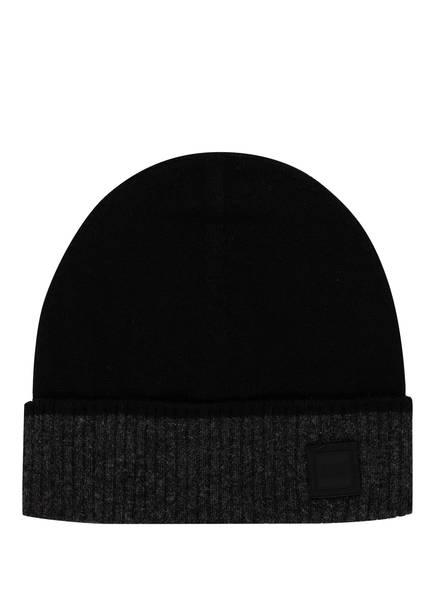 BOSS Mütze AKOTAN , Farbe: SCHWARZ (Bild 1)