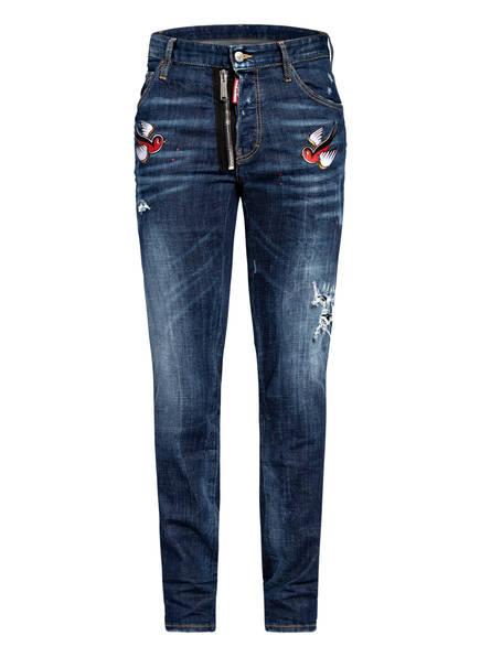 DSQUARED2 Jeans COOL GUY JEAN Slim Fit, Farbe: 470 BLUE (Bild 1)