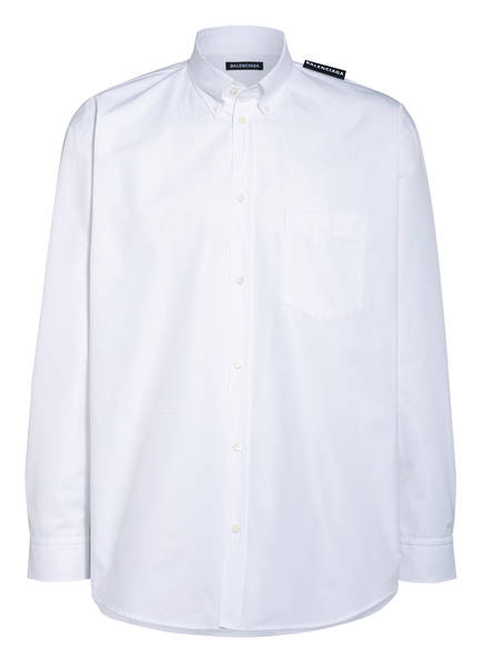 BALENCIAGA Hemd Comfort Fit, Farbe: WEISS (Bild 1)