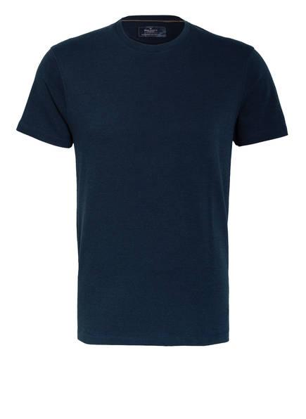 HACKETT LONDON T-Shirt , Farbe: DUNKELBLAU MELIERT (Bild 1)
