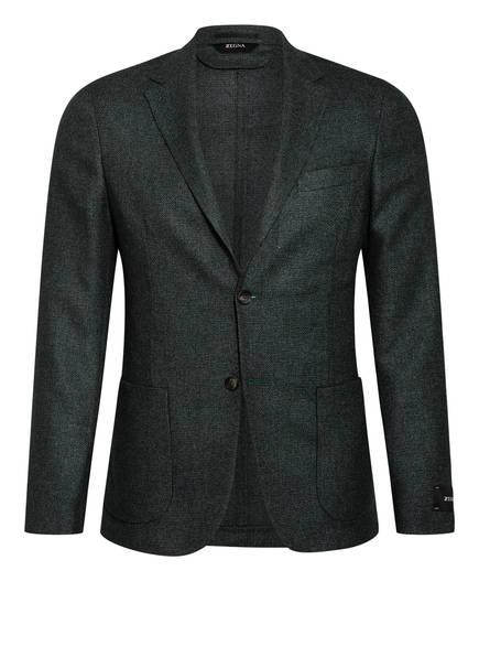 ZZegna Sakko Extra Slim Fit, Farbe: DUNKELGRÜN (Bild 1)
