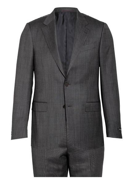 Ermenegildo Zegna Anzug MILANO Extra Slim Fit , Farbe: DUNKELGRAU (Bild 1)