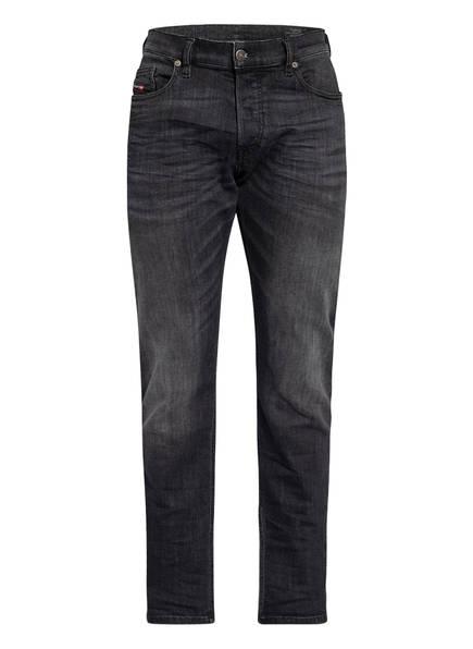 DIESEL Jeans D-LUSTER Slim Fit, Farbe: 02 BLACK (Bild 1)