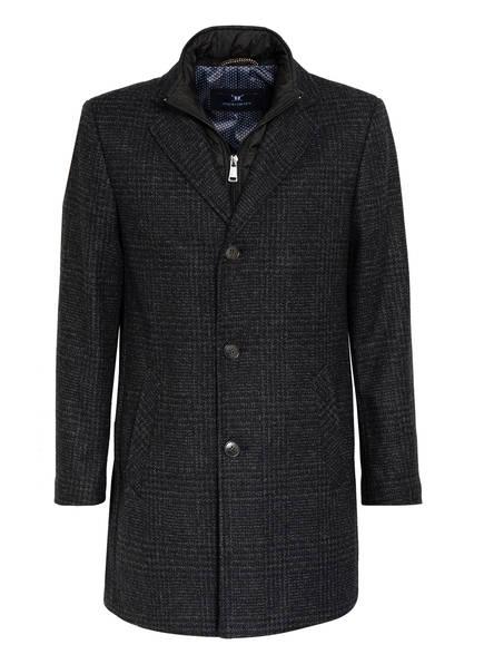 STROKESMAN'S Mantel mit abnehmbarem Steppeinsatz, Farbe: DUNKELBLAU (Bild 1)