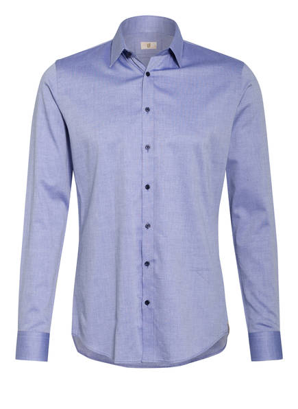 Q1 Manufaktur Hemd Slim Fit, Farbe: BLAU (Bild 1)