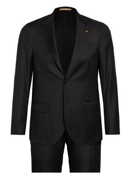 SARTORIA LATORRE Anzug Slim Fit, Farbe: 02 BLACK (Bild 1)