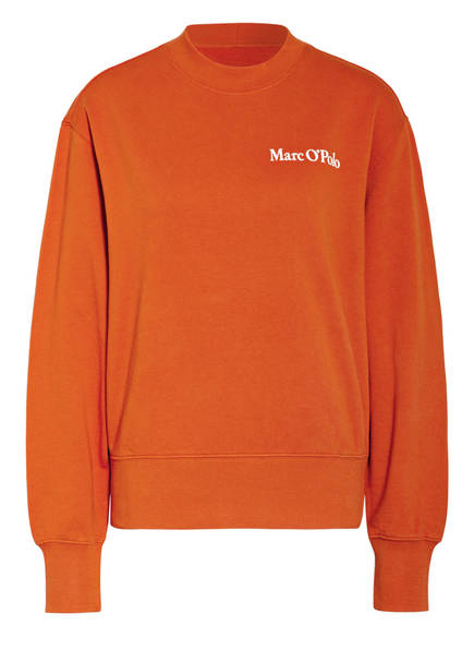 Marc O'Polo Sweatshirt, Farbe: DUNKELORANGE (Bild 1)