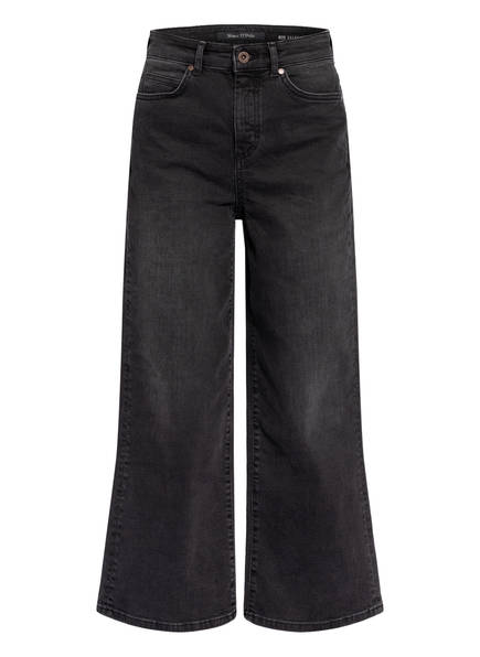 Marc O'Polo Jeans-Culotte, Farbe: 030 AUTHENTIC BLACK WASH (Bild 1)