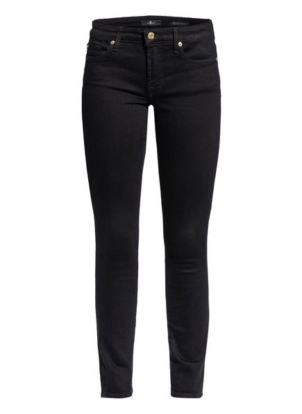 7 for all mankind Jeans PYPER, Farbe: SLIM ILLUSION FAME BLACK (Bild 1)