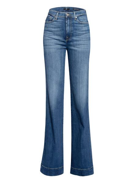 7 for all mankind Flared Jeans MODERN DOJO, Farbe: SOHO LIGHT LIGHT BLUE (Bild 1)