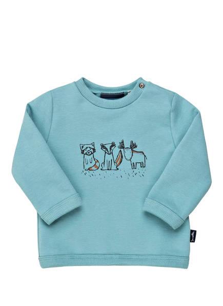 Sanetta KIDSWEAR Sweatshirt, Farbe: MINT (Bild 1)