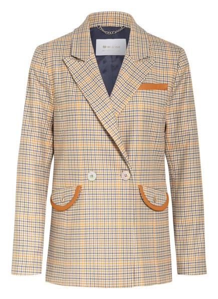 rich&royal Blazer, Farbe: BEIGE/ WEISS/ GRAU (Bild 1)