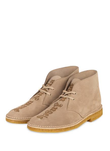 Palm Angels Desert-Boots , Farbe: BEIGE (Bild 1)