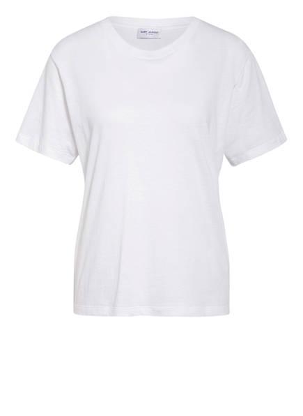 SAINT LAURENT T-Shirt, Farbe: CREME (Bild 1)