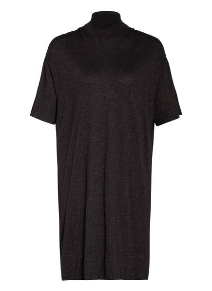 BRUNELLO CUCINELLI Kleid mit Cashmere und Glitzergarn, Farbe:  SCHWARZ (Bild 1)