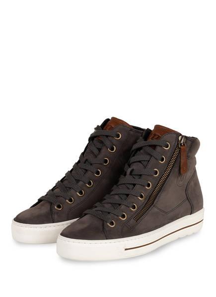 paul green Hightop-Sneaker, Farbe: TAUPE (Bild 1)