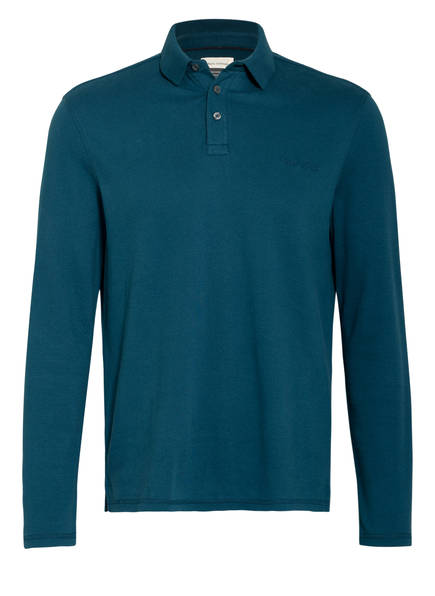 Marc O'Polo Poloshirt, Farbe: PETROL (Bild 1)
