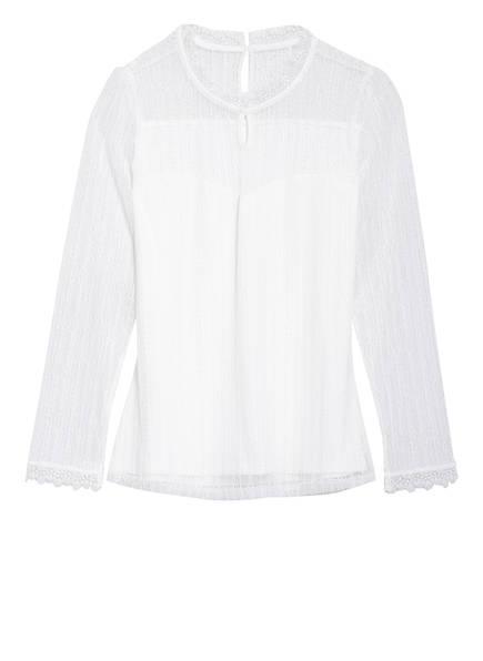 Spieth & Wensky Blusenshirt, Farbe: CREME (Bild 1)