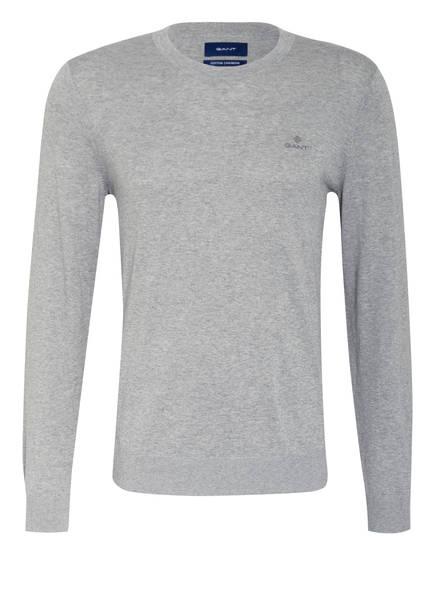 GANT Pullover, Farbe: HELLGRAU MELIERT (Bild 1)