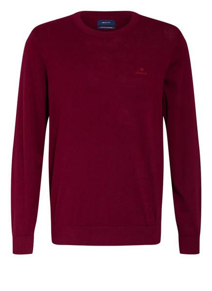 GANT Pullover, Farbe: DUNKELROT (Bild 1)