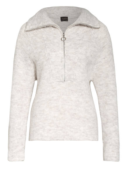Herrlicher Pullover LISSY , Farbe: HELLGRAU (Bild 1)
