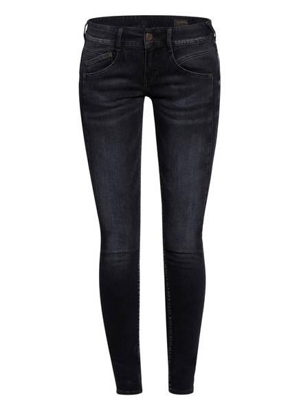 Herrlicher Skinny Jeans GILA , Farbe: 863 crow (Bild 1)