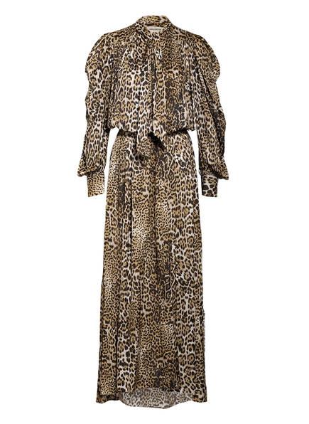 ZADIG&VOLTAIRE Kleid , Farbe: DUNKELBRAUN/ CAMEL/ CREME (Bild 1)