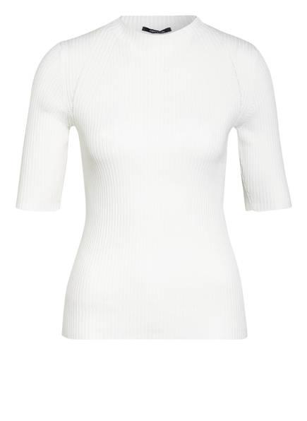 comma Strickshirt , Farbe: WEISS (Bild 1)