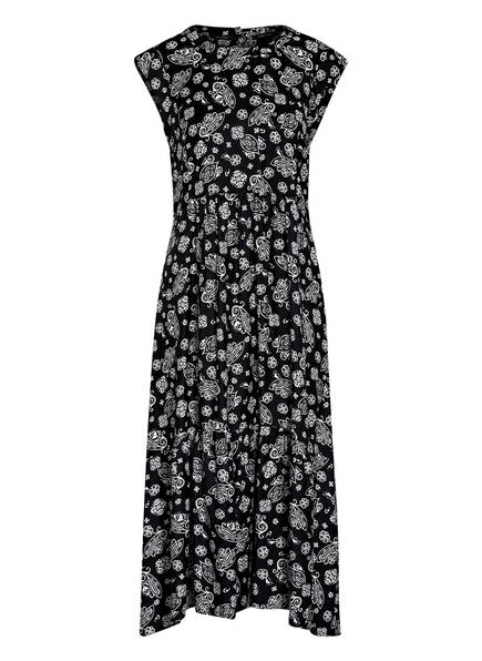 Marc O'Polo Kleid, Farbe: DUNKELBLAU/ WEISS (Bild 1)