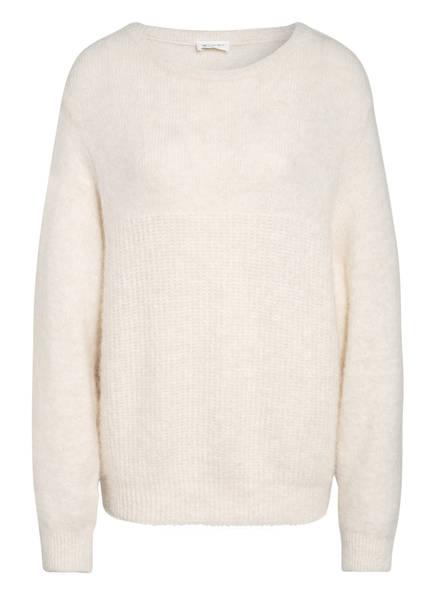 American Vintage Pullover mit Alpaka, Farbe: WEISS (Bild 1)