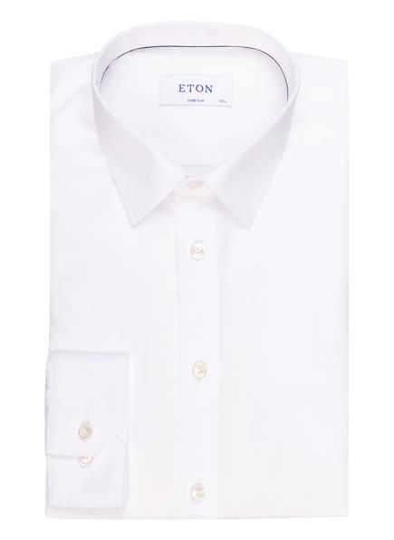 ETON Hemd Super Slim Fit, Farbe: WEISS (Bild 1)