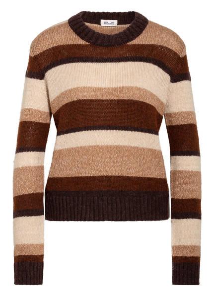 BAUM UND PFERDGARTEN Pullover COLANA, Farbe: CAMEL/ DUNKELBRAUN (Bild 1)