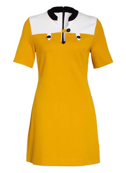 damsel in a dress Kleid KIAH, Farbe: DUNKELGELB/ WEISS/ SCHWARZ (Bild 1)