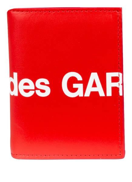COMME des GARÇONS PLAY Geldbörse, Farbe: ROT (Bild 1)