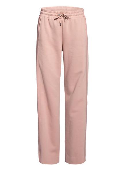DOROTHEE SCHUMACHER Sweatpants mit Galonstreifen, Farbe: ROSÉ (Bild 1)