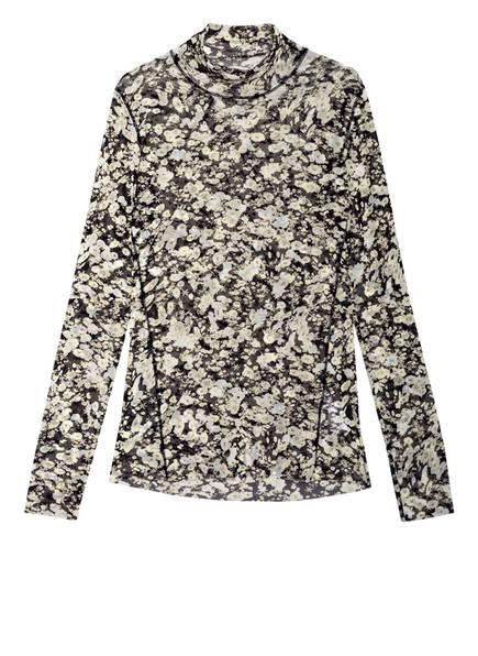 DOROTHEE SCHUMACHER Blusenshirt, Farbe: SCHWARZ/ WEISS (Bild 1)