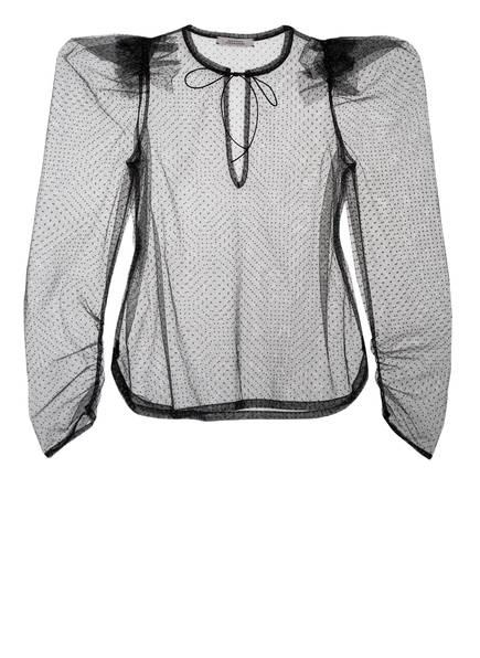 DOROTHEE SCHUMACHER Blusenshirt , Farbe: SCHWARZ/ WEISS (Bild 1)