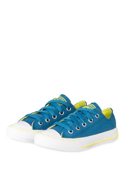 CONVERSE Sneaker CHUCK TAYLOR , Farbe: TÜRKIS (Bild 1)