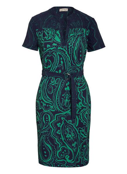 Phase Eight Kleid SAMAYA, Farbe: DUNKELBLAU/ GRÜN (Bild 1)