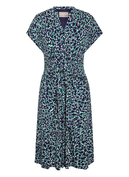 Phase Eight Kleid CAROLINA , Farbe: BLAU/ GRÜN/ WEISS (Bild 1)