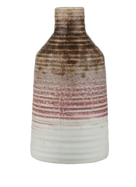 HD COLLECTION Vase, Farbe: HELLBLAU/ FUCHSIA/ DUNKELBRAUN (Bild 1)