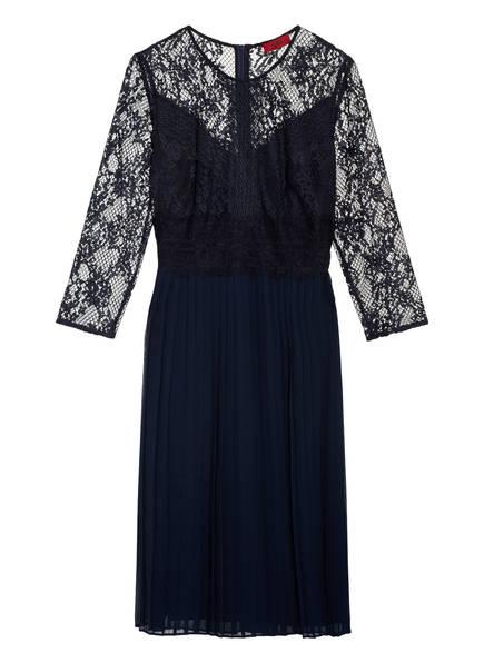 HUGO Kleid KEVORI mit 3/4-Arm, Farbe: DUNKELBLAU (Bild 1)
