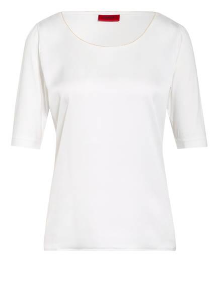 HUGO Blusenshirt DRESSELIE, Farbe: WEISS (Bild 1)
