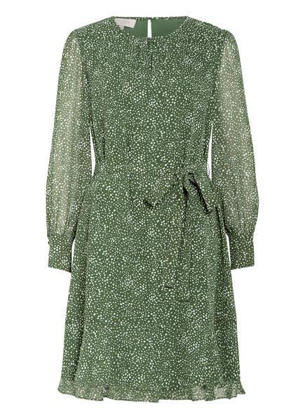 HOBBS Kleid FRANCES SPOT , Farbe: GRÜN/ WEISS GEPUNKTET (Bild 1)