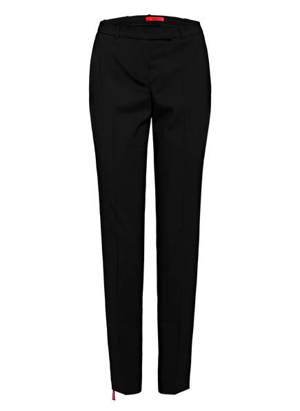 HUGO Hose THE FITTED TROUSERS, Farbe: SCHWARZ (Bild 1)