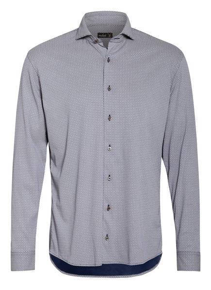 van Laack Hemd Regular Fit, Farbe: DUNKELBLAU/ WEISS (Bild 1)