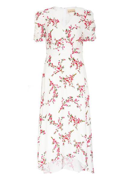 Phase Eight Kleid MAE , Farbe: WEISS/ GRÜN/ PINK (Bild 1)